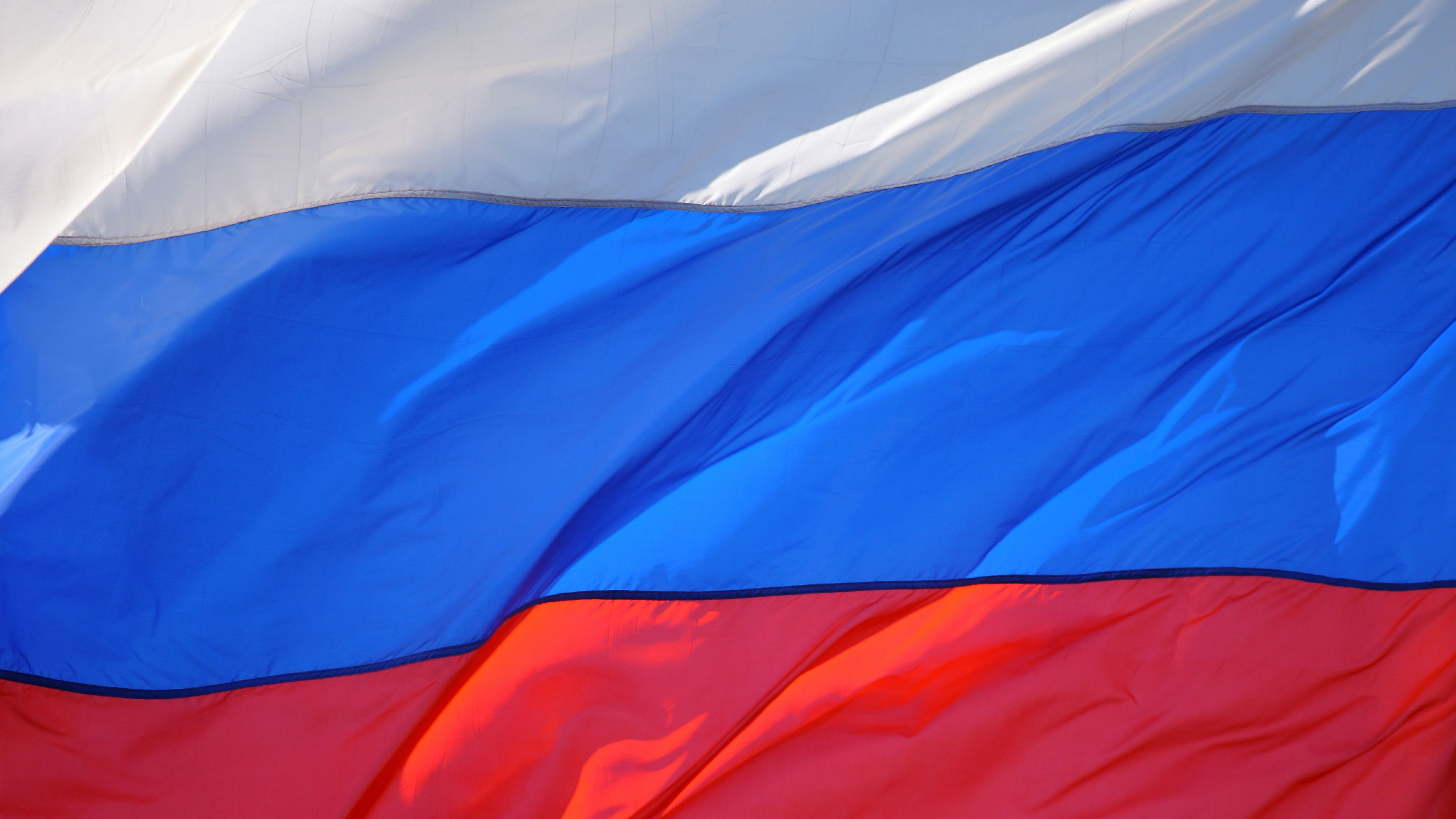 Как сделать русский флаг