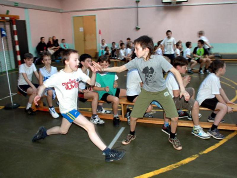 Конкурсы подвижные в классе