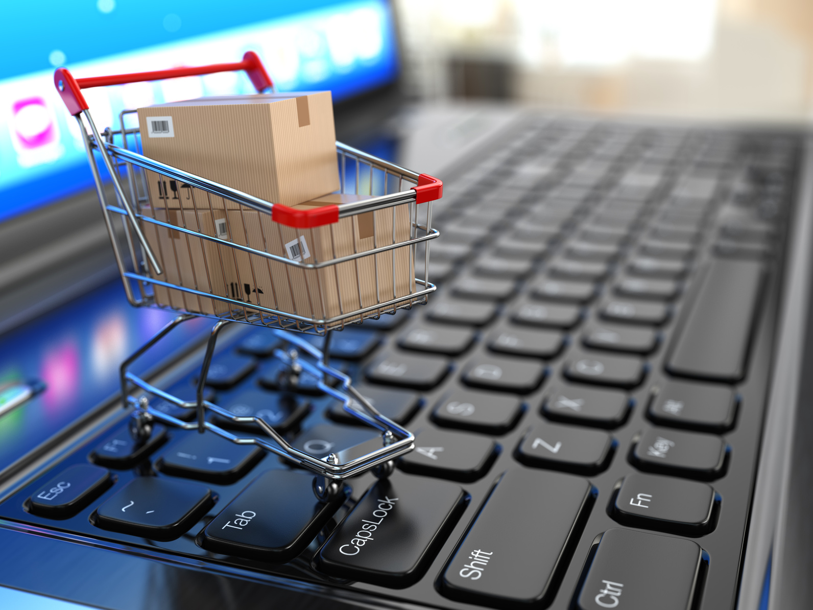 thesis on online retailing The pros and cons of online retailers vs brick and mortar stores moms love the convenience of onlin.
