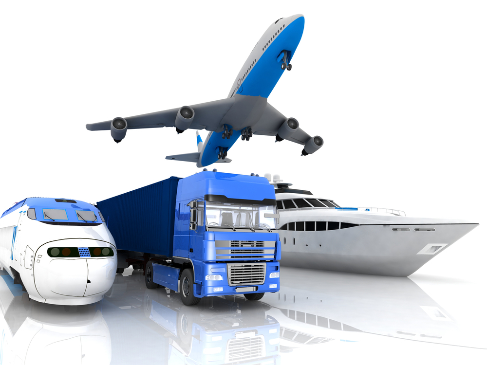 a description of intermodal freight transport which refers to the transportation of goods in a car Watch video with nearly 25 million containers moving via intermodal transport this is intermodal transportation—the movement of containers or freight transport.